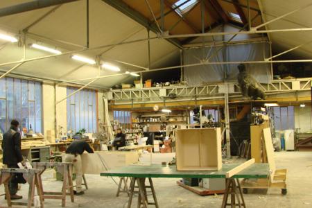 les Ateliers décors Montreuil